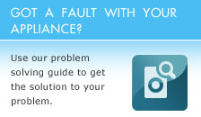 Got a fault with your appliance?